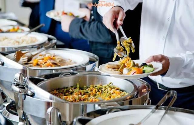 Tips Memilih Vendor Catering Pernikahan Agar Tamu Undangan Puas