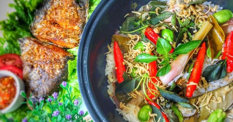 Resep Nasi Liwet Rice Cooker