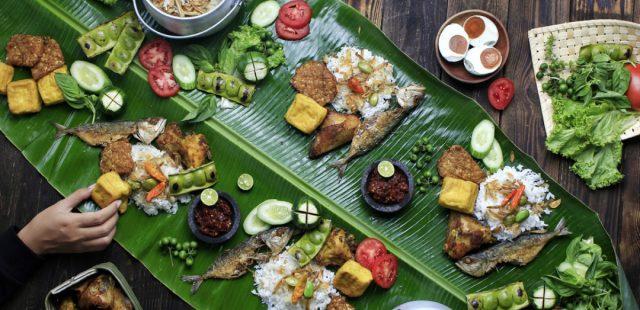 Nasi Liwet Sunda, alternative lezat jika bosan dengan nasi putih